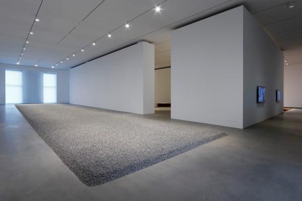 Installation view of artwork 'Sunflower Seeds (15 tons)'