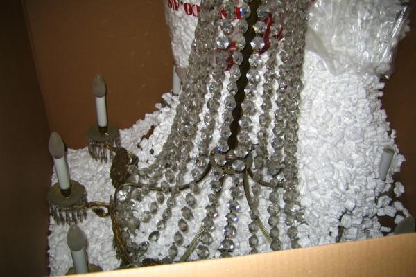 Nedpakning af prismekroner fra Frederik VIIIs Palæ_00010