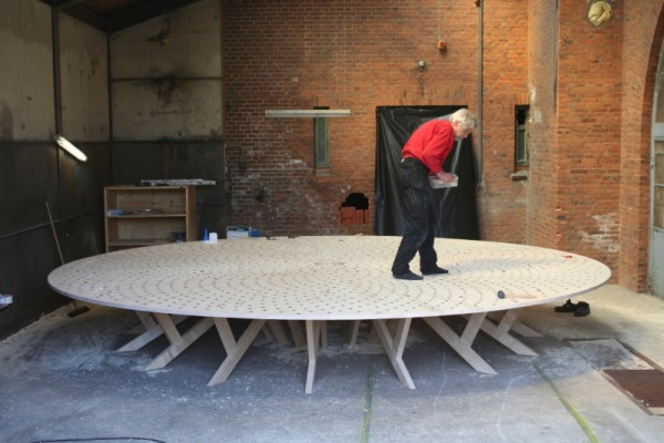 Inspection of the table